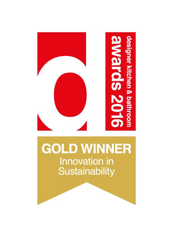 Designer Kitchen and Bathrooms Gold Award Winner