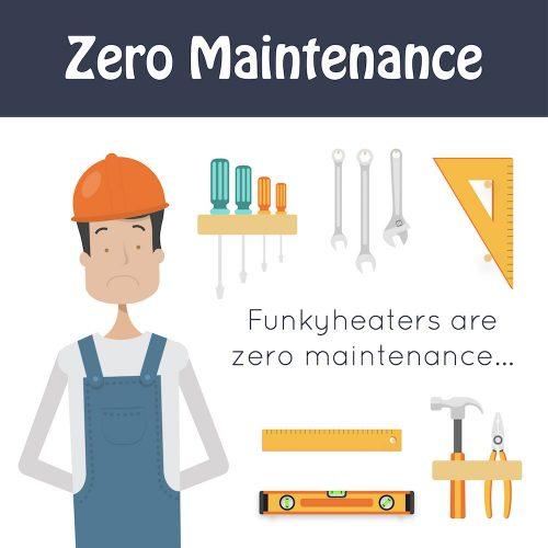 Zero Maintenance