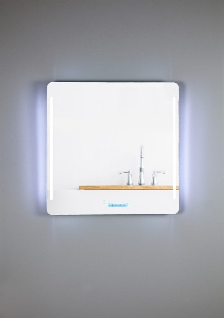 Bathroom Heating Mirror
