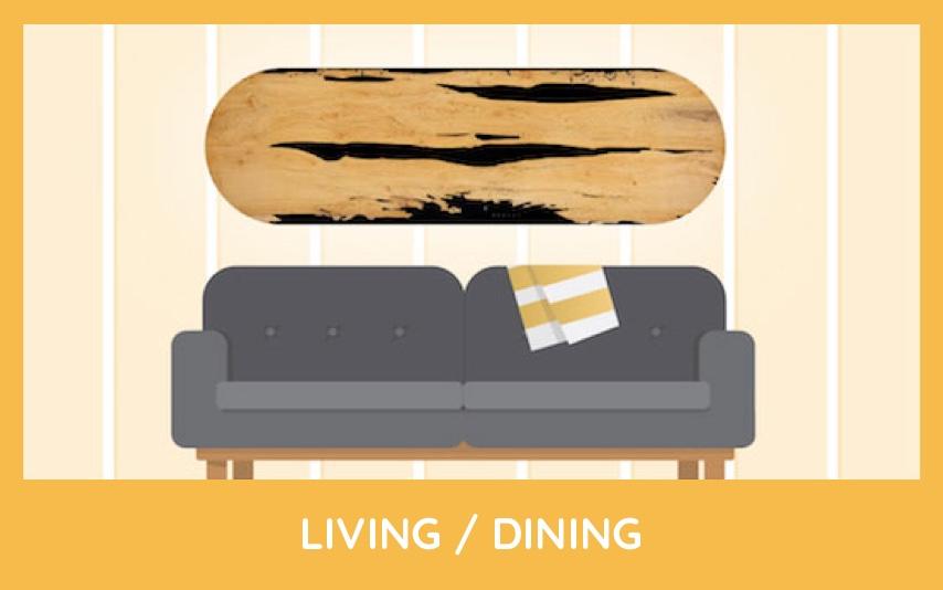 Livingroom heaters