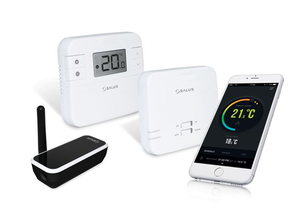 Salus Rt310i Smart Heating Controls